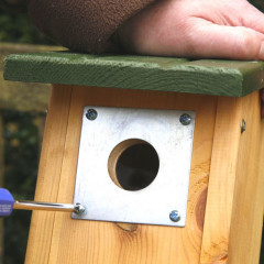 woodstone nestbox 32 mm