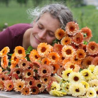inspirasjonsdag for blomsterbindere 17.august