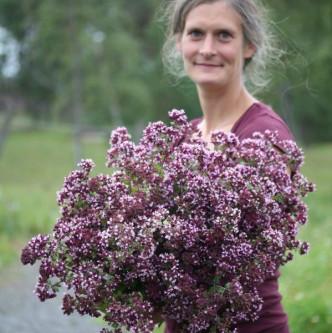 blomsterdyrking som næring 9. og 10. august