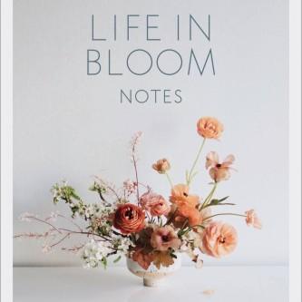 Life in Bloom doble kort