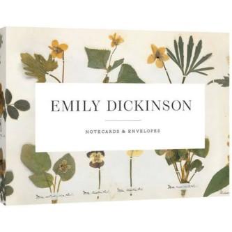 Emily Dicksinson doble kort og konvolutter